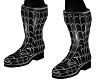 Spiderman Black Boots