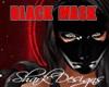 SD BLACK MASK