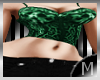 MV~GREEN MINX XXL