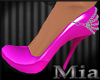 [mm] Chained Pink shoes