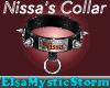 Nissa's Sparkly Collar