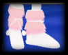 Kawaii Bright Pink Uggs