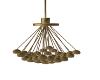 Bronze chandeliers
