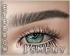 [Is] Eyebrows 11 Black