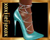 [L] Chic Turquoise heels