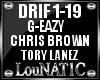 L| G-Eazy - Drifting