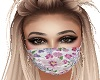 *Ish*Floral Face mask