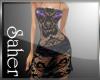 1SR1 XL BLACK LACE DRESS