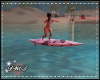 D- SurfBoard Flamingo