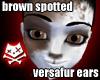 BrownSpot Floppy DogEars