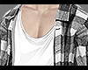 ヨネ. Plaid Shirt