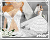 !Wedding dress layered