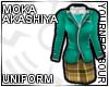 Moka Akashiya Uniform
