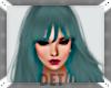 D| Jaz Turquoise Hair