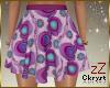 cK Skirt Summer Lilac