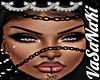 ○  Black Face Chains
