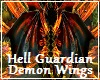 Hell Guardian DemonWings