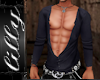 Bare chest Master shirt