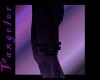 Dark Elven Thigh Pouch