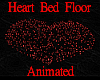 Heart Bed Floor