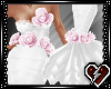 S Rose pnk Wedding Dress