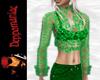 Anisette Top/Pants GREEN