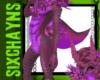 *SIX*DragonWolf Sol Bish