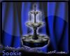 ~SA~ Blue Rose Fountain