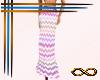 [CFD]Chevron T Skirt