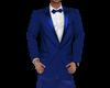 {L} Suit blue