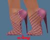 Wiz-Pink Heels