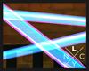 × Neon Blue (Unlit)