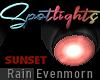 Spotlight - Sunset