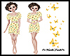 Vintage Bloomers Yellow