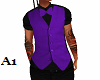 Stem Trendy Vest Purple