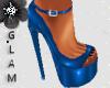 *G* Mia Blue Heels