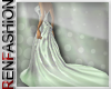 $R FadetoGreen Gown