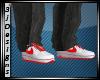 [3J] Nike AF-1  Red