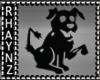 Zombie Dog HP Sticker