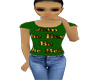 SCI Girl T Green