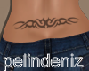 [P] Back loin tattoo RLL