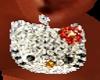 Hello Kitty Earrings S3