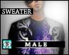 (AS) Sweater TP Purple
