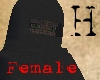 Burqa Female