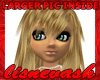 (L) Golden Blonde Hikari