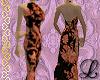 Royal Pheasant dress