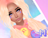🅜 CANDY: hair coral 3