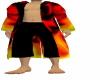 -G- Flames Coat (D)