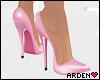 A] Felina Pump Pink