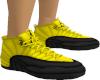 Yellow Black Trainers M